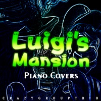 Luigi's Mansion on Piano
