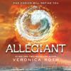 Veronica Roth - Allegiant: Divergent Trilogy, Book 3 (Unabridged) artwork