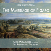 Highlights from 'The Marriage of Figaro'
