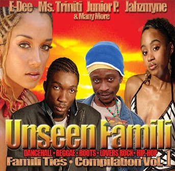 Unseen Famili Dancehall Reggae Mixshow