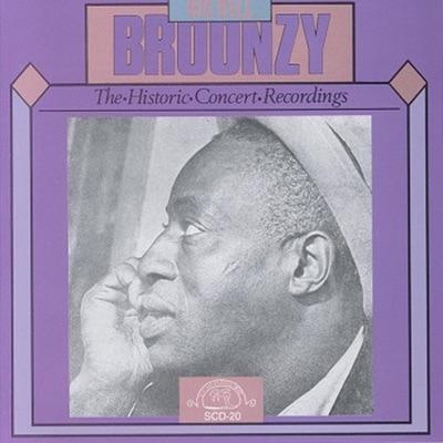 The Historic Concert Recordings - Big Bill Broonzy