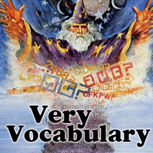 Very Vocabulary: Learn English Words Podcast