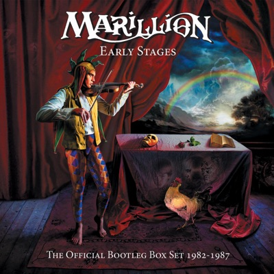 Early Stages: The Official Bootleg Box Set 1982-1987 (Live) - Marillion