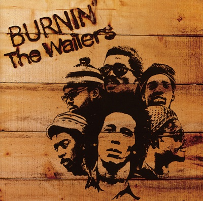 Burnin' (Remastered) - The Wailers album
