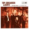 Topi Sorsakoski & Agents - Surujen Kitara - 32 Greatest Hits artwork