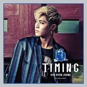 Kim Hyun Joong - Timing - EP
