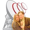 Satellite Dish with Justin and Sydnee