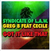 Go It Like That (feat. Ce'Cile) [Radio Edit] - Single
