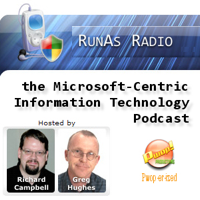 RunAs Radio podcast