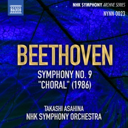 Album: Beethoven Symphony No 9 Op 125 Choral Live by NHK