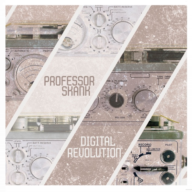 Professor Skank - Outer Space / Dubwise Champ