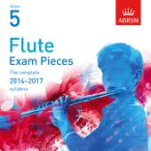 Flute Exam Pieces 2014 - 2017, ABRSM Grade 5
