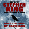 David Bain - The Best Stephen King Books, Ranked in Order (Unabridged)  artwork