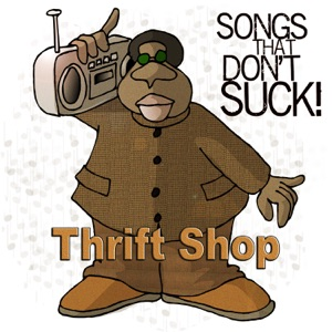Songs That Don't Suck - Thrift Shop (in style of Macklemore & Ryan Lewis, Wanz) - Instrumental