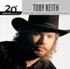20th Century Masters The Millennium Collection The Best of Toby Keith