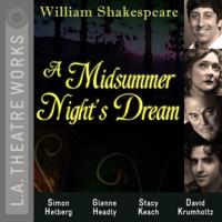 William Shakespeare - A Midsummer Night's Dream artwork