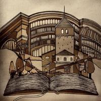 カラスとスズメのお話し 世界の童話シリーズその258