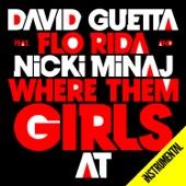 Where Them Girls At (Instrumental) - Single