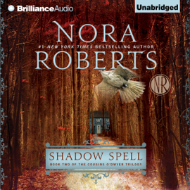 Shadow Spell: Book Two of the Cousins O'Dwyer Trilogy (Unabridged) audiobook