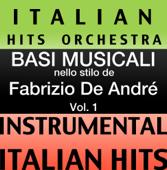 Basi Musicale Nello Stilo dei Fabrizio De André (Instrumental Karaoke Tracks) Vol.1