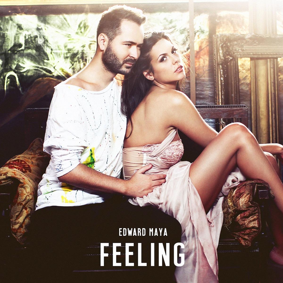 Feeling Album Cover by Edward Maya
