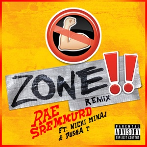 No Flex Zone (feat. Nicki Minaj & Pusha T) [Remix] - Single Mp3 Download