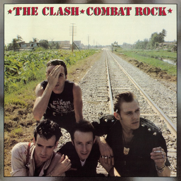 Cover art for Rock The Casbah