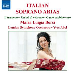 Maria Luigia Borsi - Italian Soprano Arias