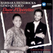 Barbara Hendricks/Gino Quilico/Orchestre de l'Opéra National de Lyon/Lawrence Foster - The Student Prince: Deep in my heart, dear