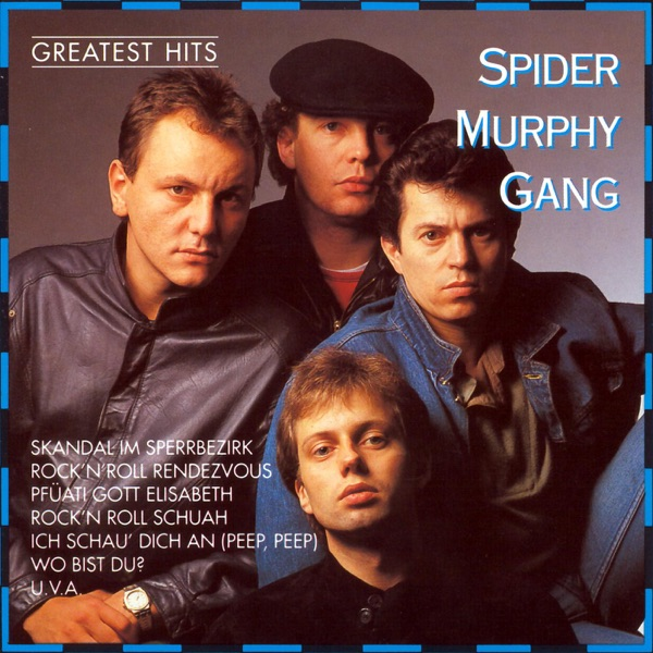 Spider Murphy Gang mit Schickeria