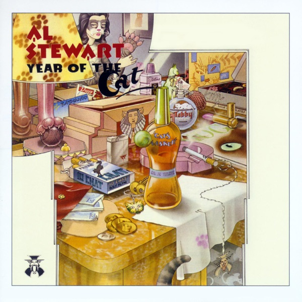 Cover art for Year Of The Cat