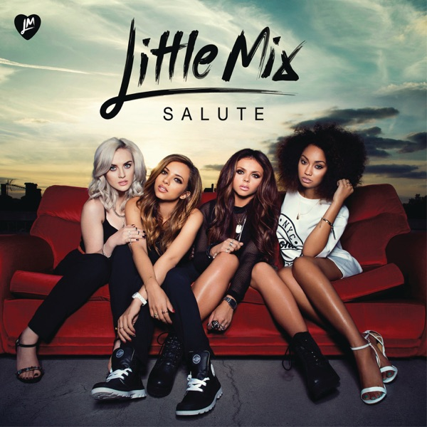 Cover art for Salute