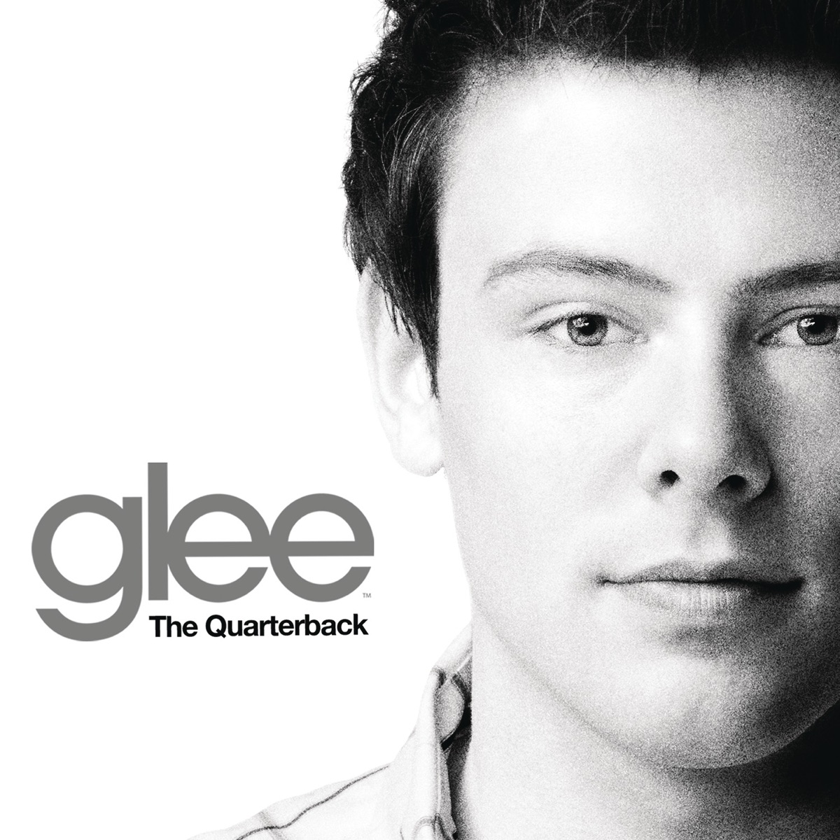 The Quarterback Music From the TV Series - EP Glee Cast CD cover
