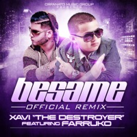 Bésame (Remix) [feat. Farruko] - Single Mp3 Download