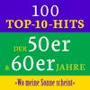 Verschillende artiesten - Wo meine Sonne scheint: 100 Top 10 Hits der 50er & 60er Jahre kunstwerk