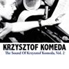 The Sound of Krzysztof Komeda, Vol. 2 - EP ジャケット写真