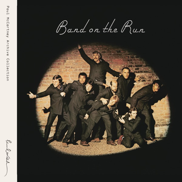 Cover art for Band On The Run