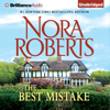 Nora Roberts - The Best Mistake: A Selection from Love Comes Along  (Unabridged)  artwork