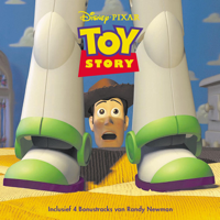 Arno Hintjens & Randy Newman - Toy Story (Soundtrack from the Motion Picture) [Dutch Version] artwork