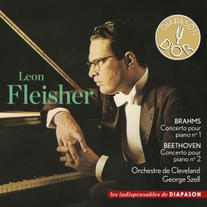Leon Fleisher, Orchestre de Cleveland & George Szell - Brahms: Concerto pour piano No. 1 - Beethoven: Concerto pour piano No. 2 (Les indispensables de Diapason)