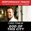 God of This City (Performance Tracks) - EP