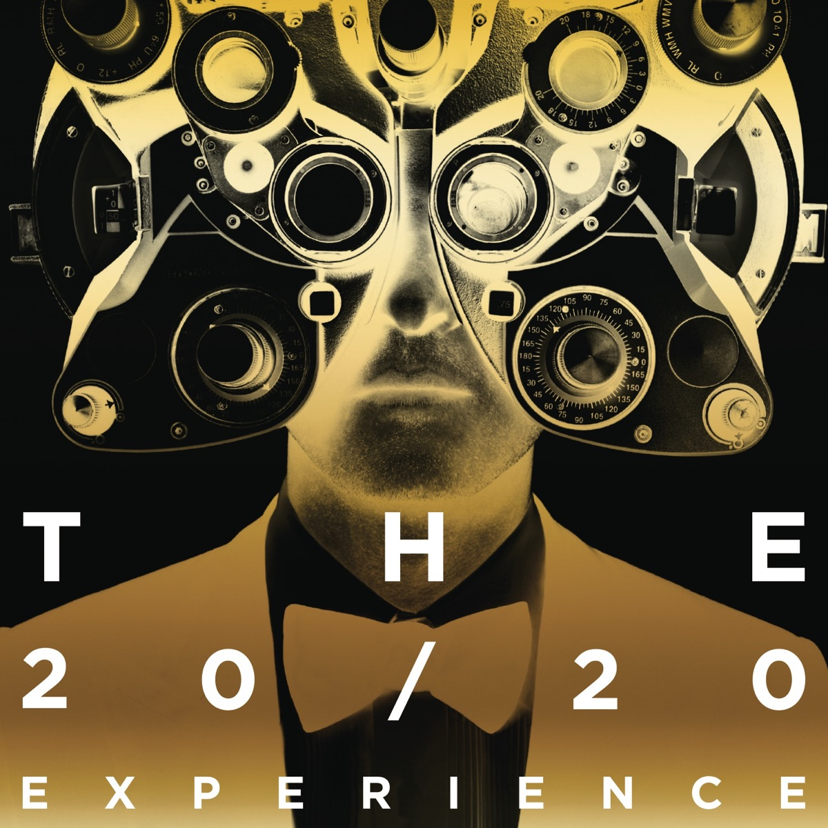 The 2020 Experience - The Complete Experience Justin Timberlake CD cover