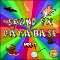 Sound FX Lab - Sound FX Database - Royalty Free, Vol. 1 artwork