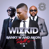 Roll It (Remix) [feat. Banky W & Akon] - Single