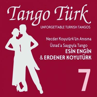 Esin Engin & Erdener Koyutürk - Tango Türk, Vol. 7 (Üstad'a Saygıyla Tango) постер