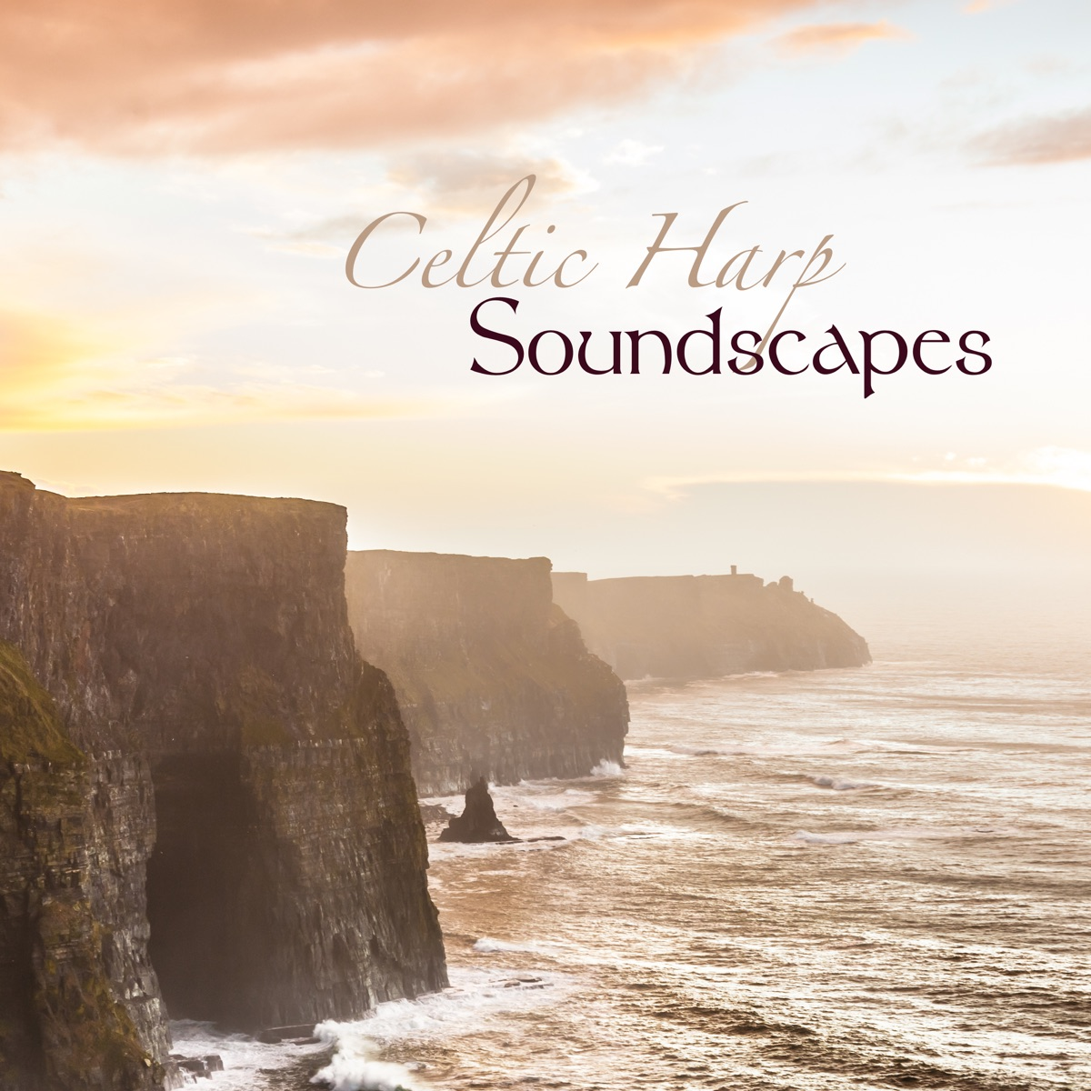 Celtic Harp Soundscapes - Relaxing Celtic Music & Traditional Harp ...