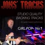 Girl Pop, No. 1 - Studio Quality Backing Tracks (for Guitar Based Performers)