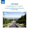 "Spohr: Symphonies Nos. 2 & 9 ""The Seasons"" - Slovak State Philharmonic Orchestra & Alfred Walter"