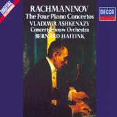 Rachmaninov: Piano Concertos, Nos. 1-4