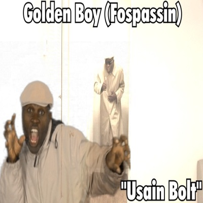 Usain Bolt - Single - Golden Boy (Fospassin) album